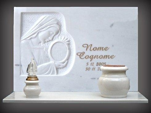 La ditta di pompe funebri San Giorgio si occupa di realizzare opere e lavori a carattere cimiteriale.