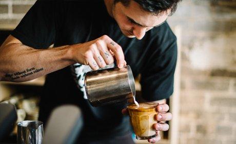 Sydney's favourite coffee orders