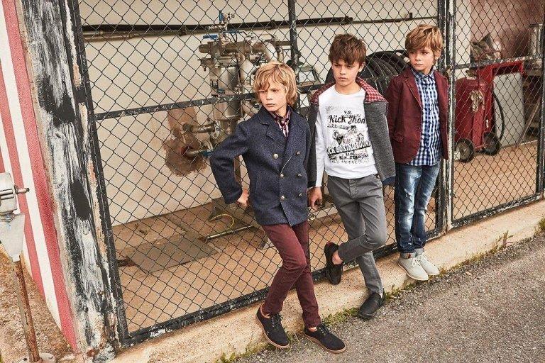 collezione abbigliamento bambini bergamo e provincia ronnie kay autunno inverno 2017 2018