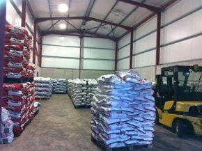 Armagh Potato Company Ltd Warehouse For Potato Deliveries In Ireland