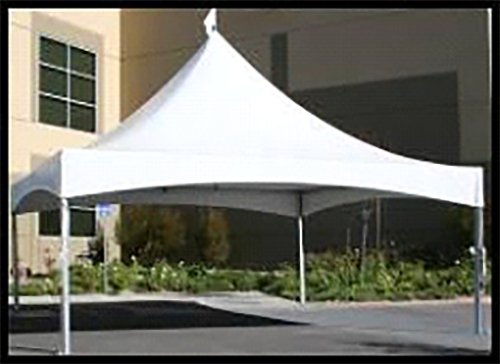 High top rental tent at Webster, NY