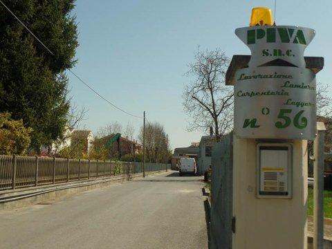 Officine Piva cancello