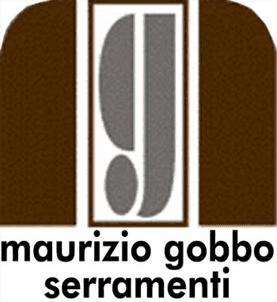 MAURIZIO GOBBO SERRAMENTI - LOGO