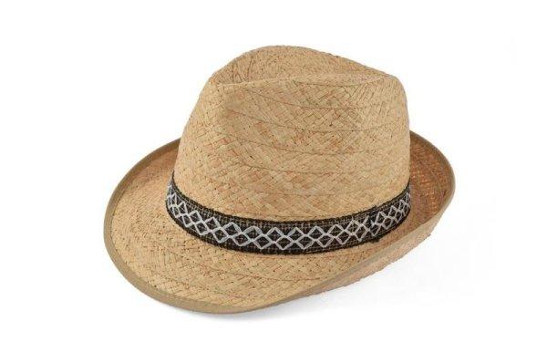 Dark panama hat