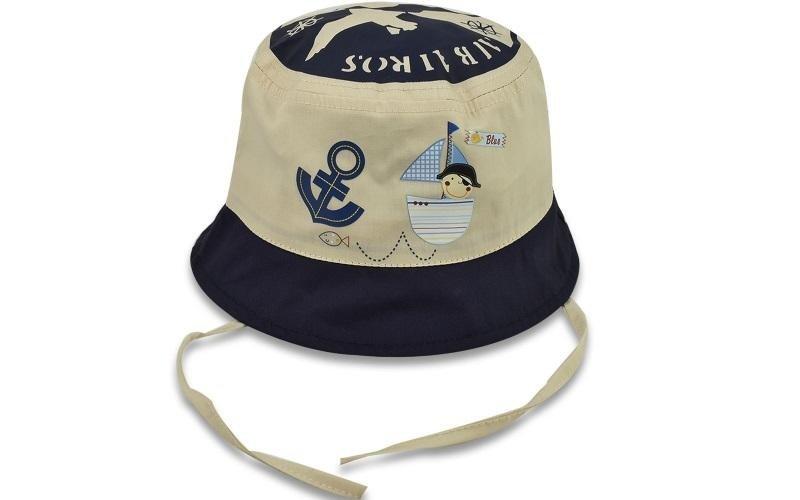 Jungen-Hut für den Herbst
