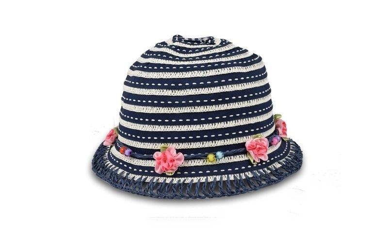 verzierter Hut für Mädchen