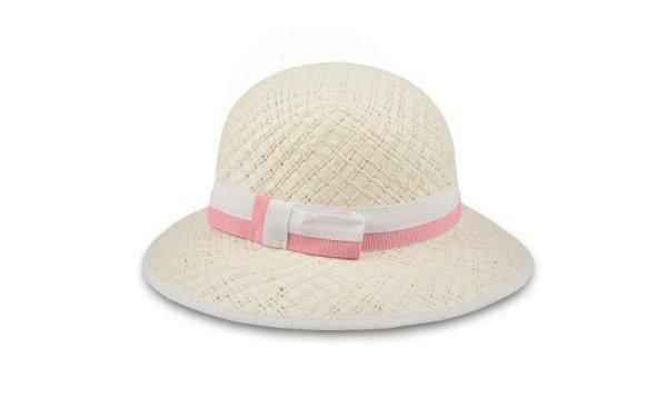 child straw hat