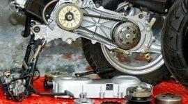 meccanico scooter