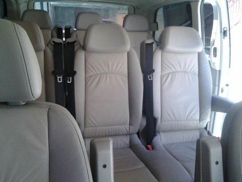 servizio minivan 7 posti