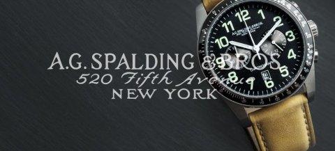orologi SPALDING & BROS