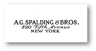 Accessori Spalding & Bros