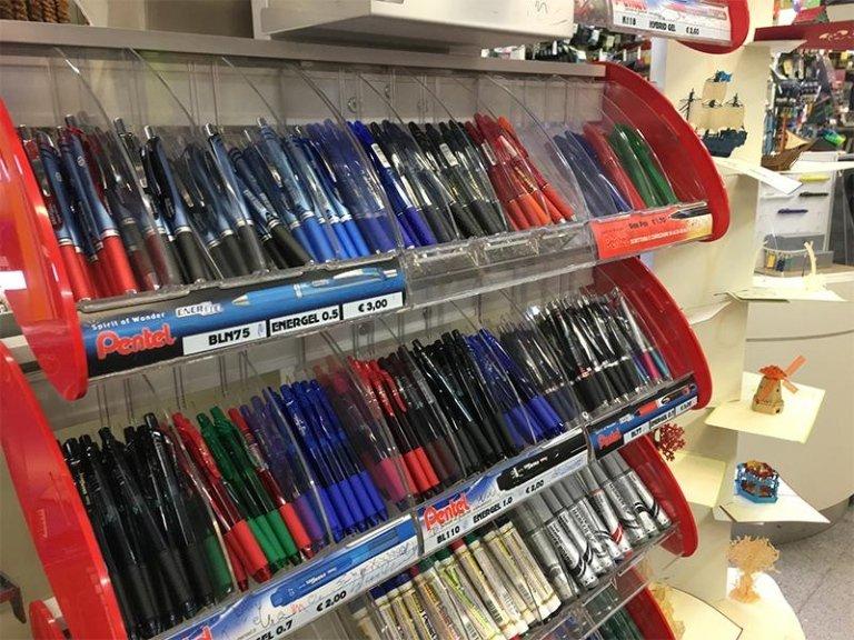penne per ufficio roma