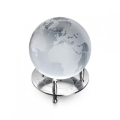 DESK GLOBE & STAND BY DELVEY