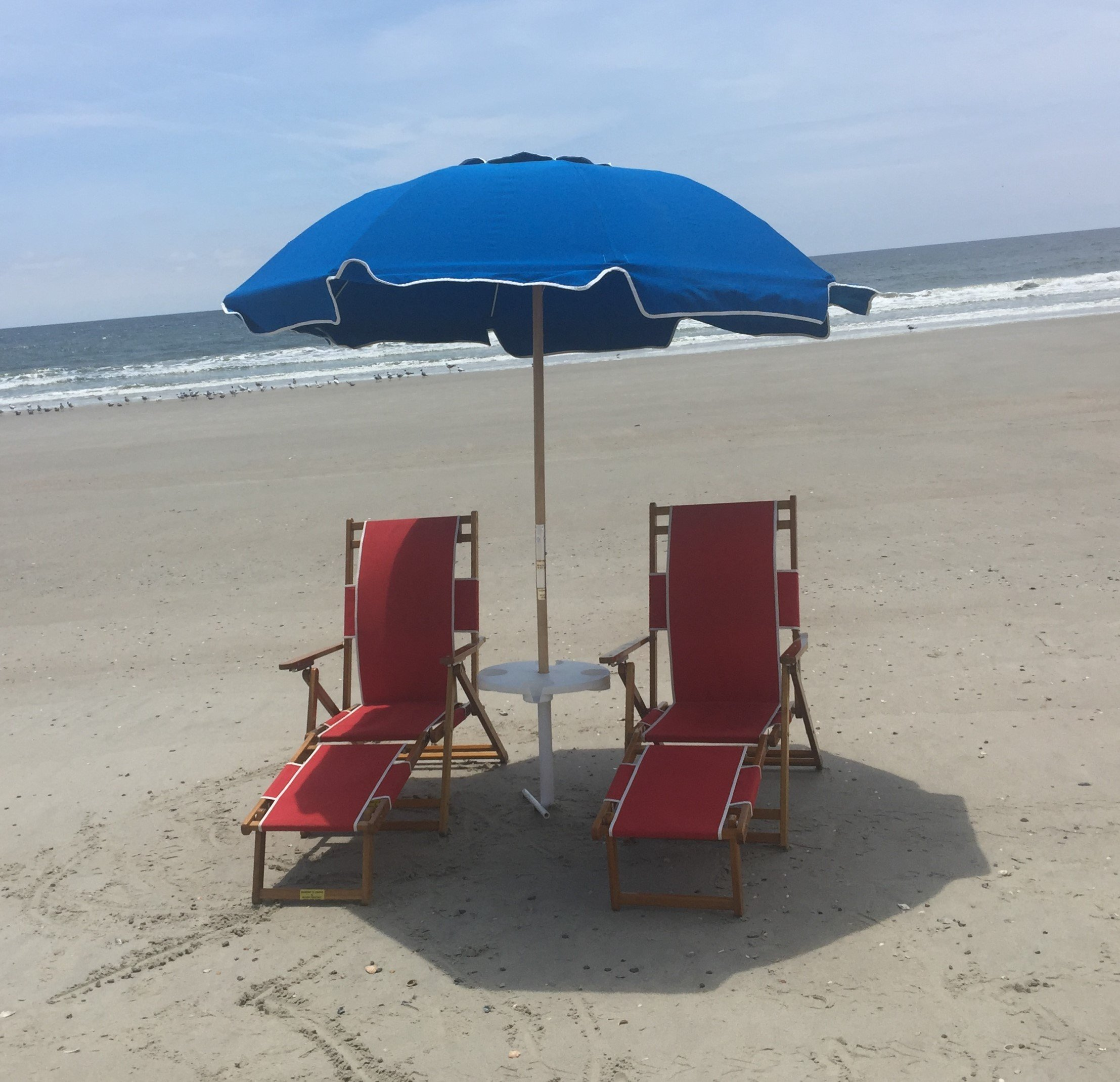 Beach Chairs & Beach Umbrellas Oak Island NC