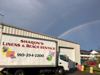 linen rentals Oak Island, NC