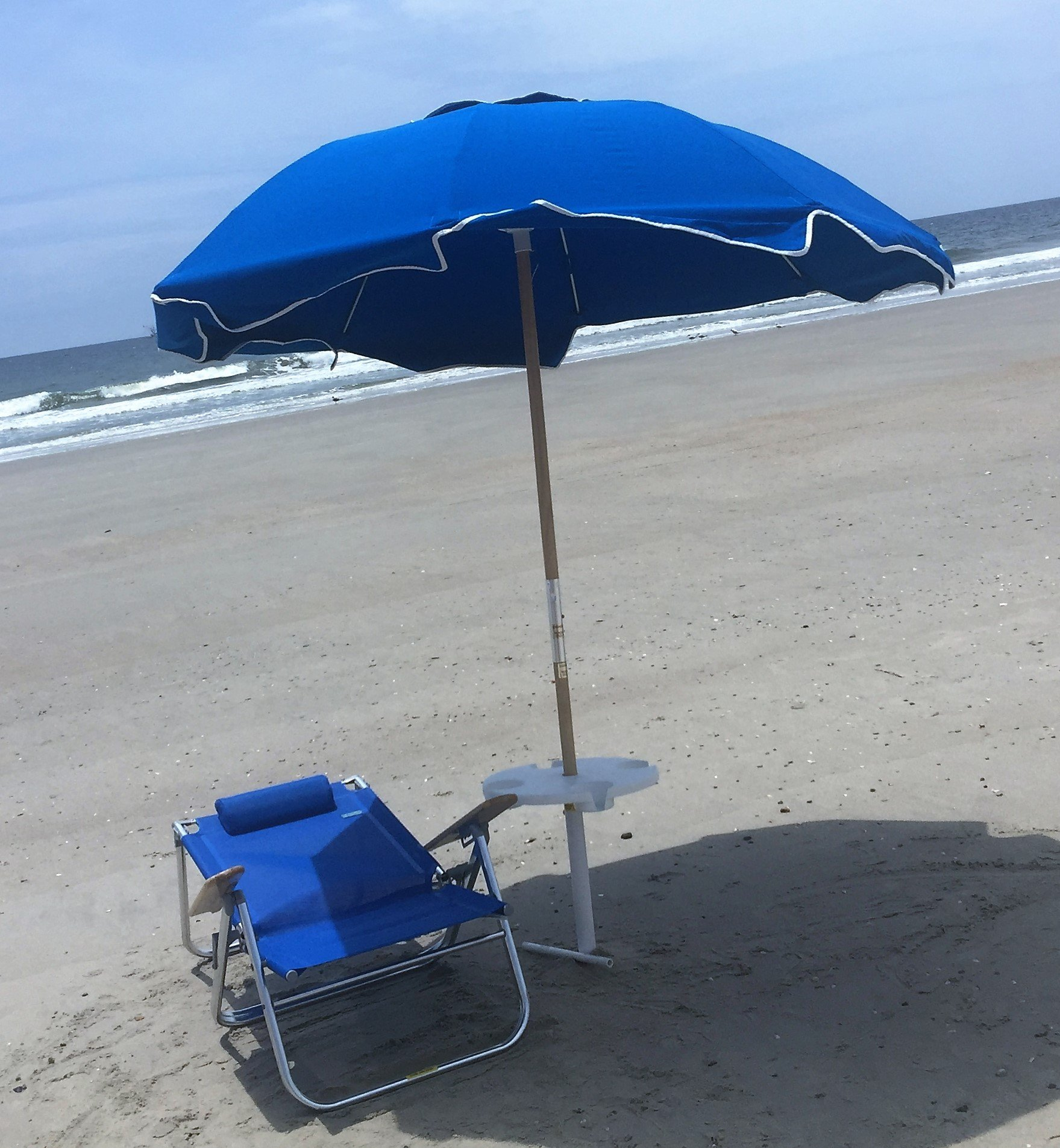 Beach Umbrella And Chair Unique Ultimate Throughout