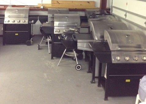 grill rental Oak Island, NC