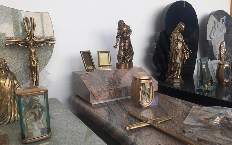 decorazioni tombali