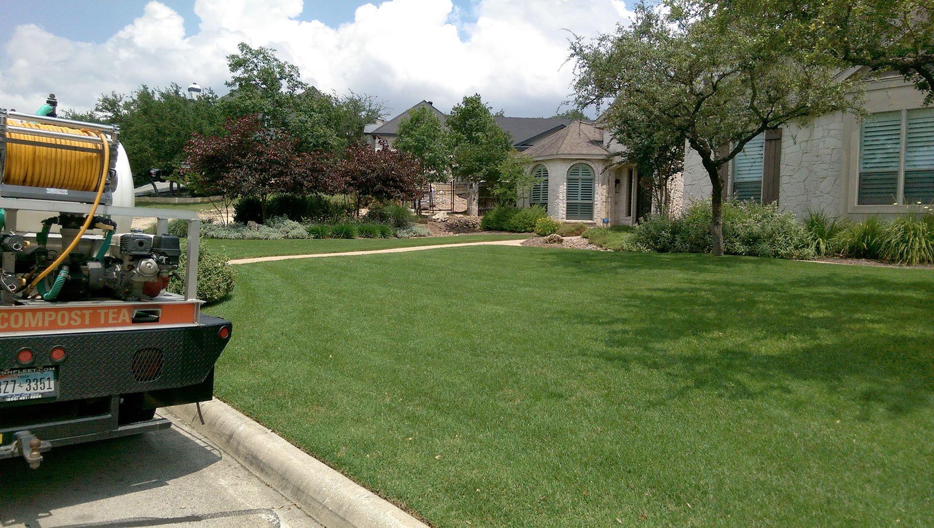 Organic Lawn Care San Antonio, TX