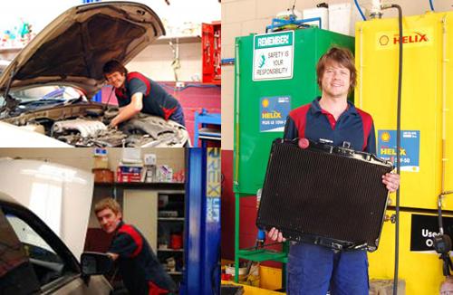 Gill's Garage Currrumbin Service