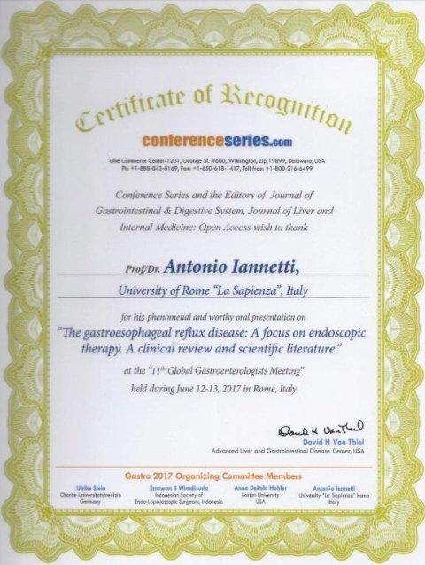 Global Gastroenterologists Meeting