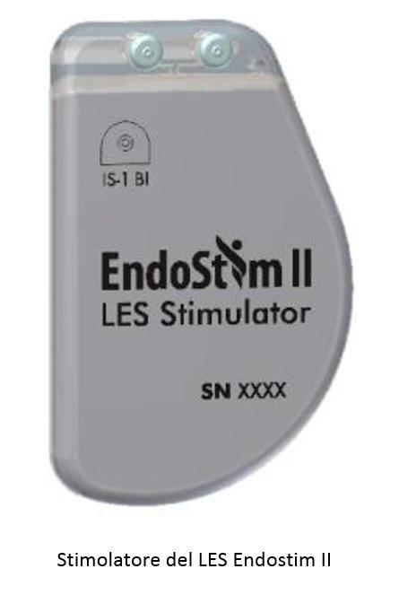 Stimolatore del LES Endostim II