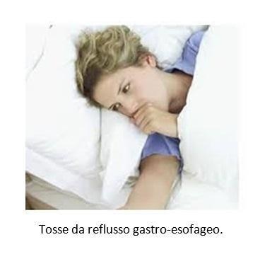 Tosse da reflusso gastro-esofageo