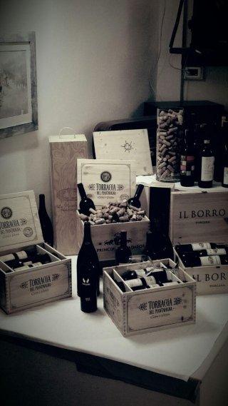 ampia carta di vini