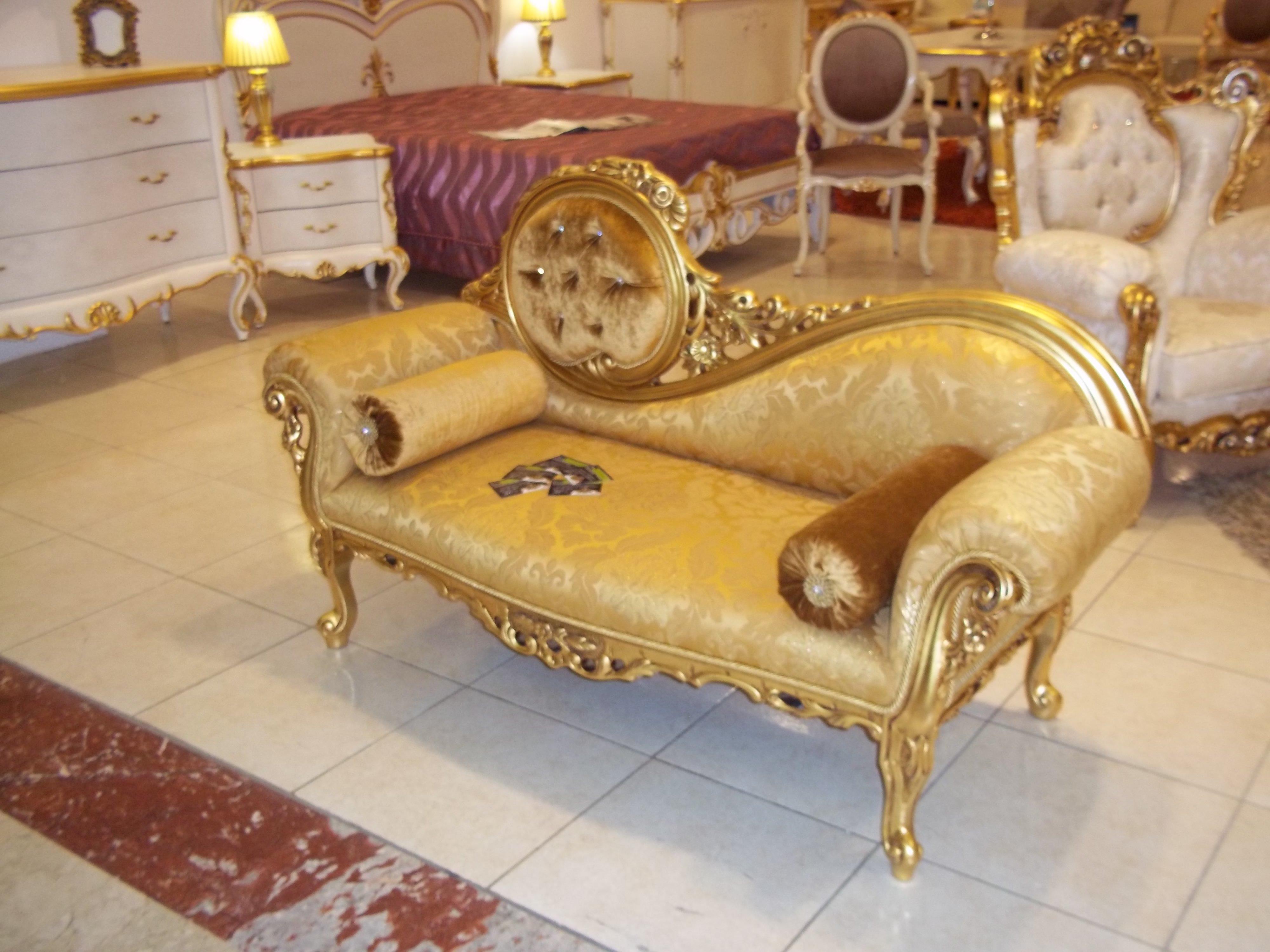 divano classico made in italy