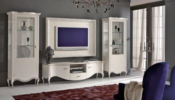 mobile porta tv e credenza in stile contemporaneo