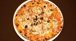 pizza al kamut, pizza con farina biologica, pizza alla bufala