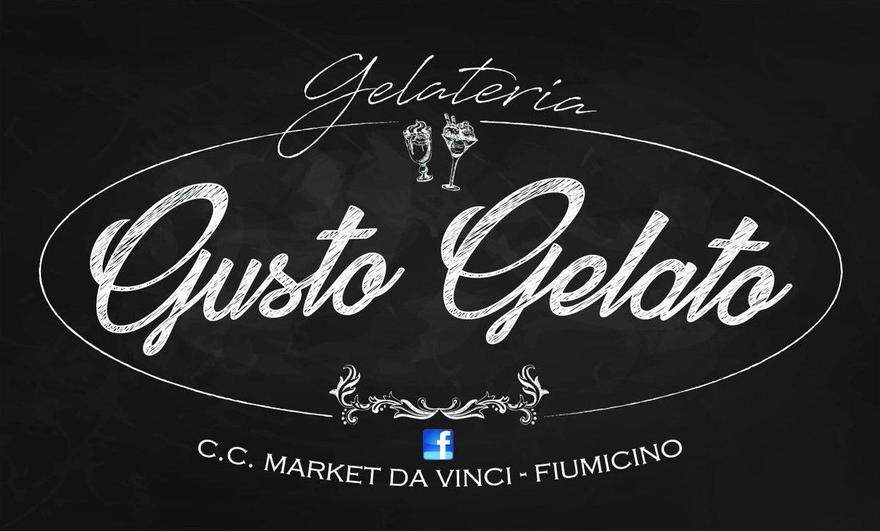 GUSTO GELATO - LOGO