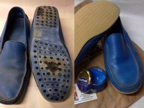 Risuolature complete scarpe