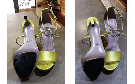 scarpe su misura donna