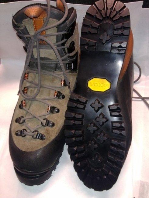 Manutenzione scarponi