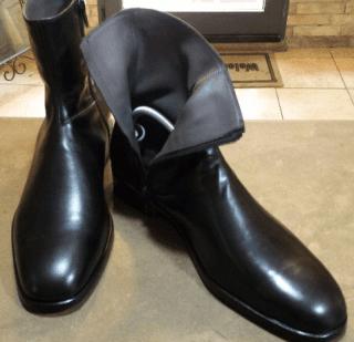 scarpe su misura uomo