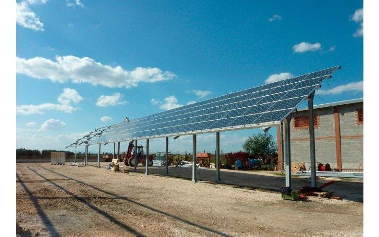pannelli solari pavia