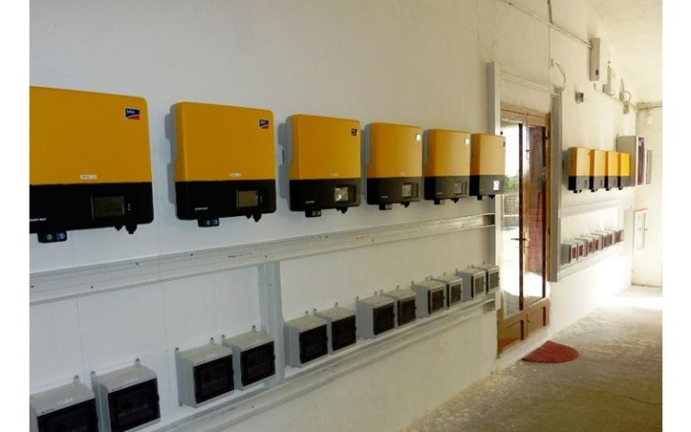 impianti fotovoltaici pavia
