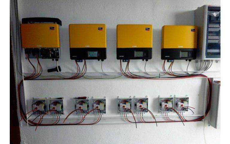realizzazione impianti fotovoltaici pavia