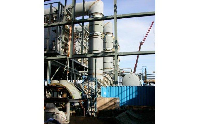 impianti industrie petrolchimiche pavia