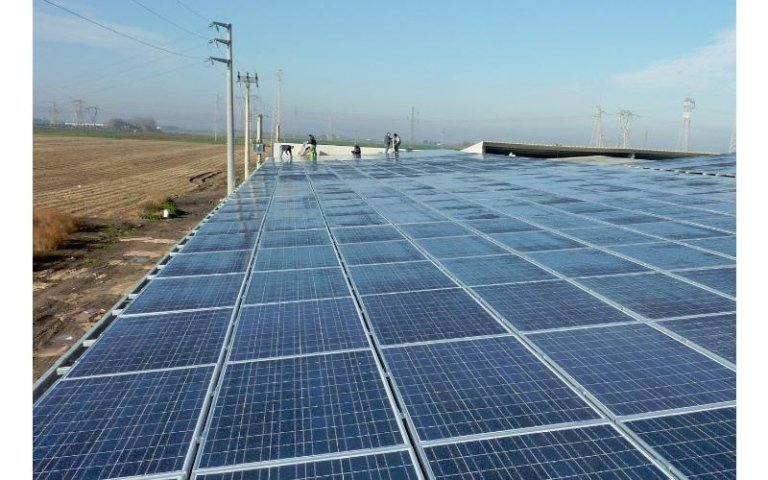 impianti energia solare pavia