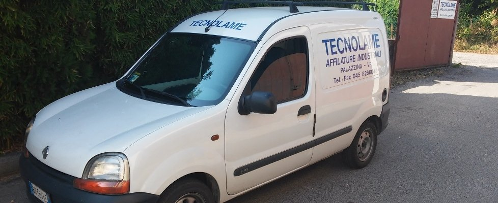 furgone tecnolame