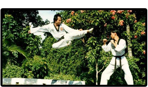 Taekwondo club - Glasgow, UK & Ireland - Traditional Taekwondo Association - Taekwondo