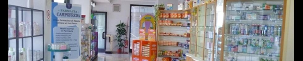 farmacia campofreda