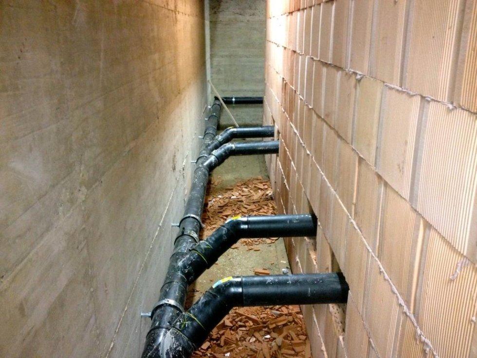 sistemi distribuzione acqua