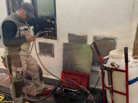 assistenza impianti termici
