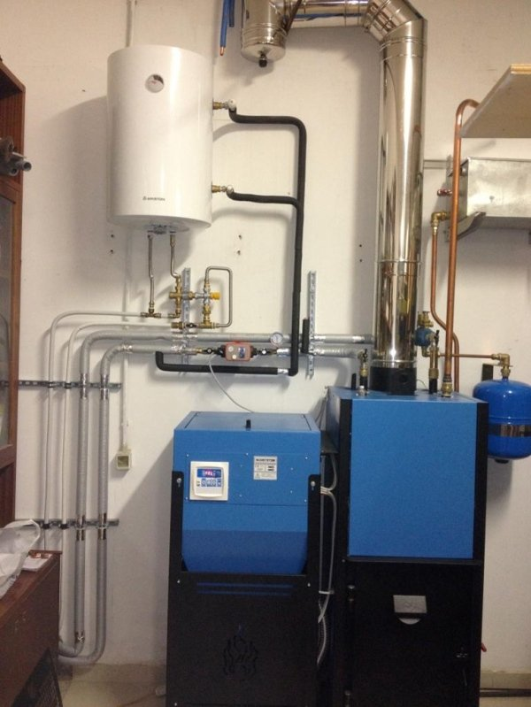 riscaldamento biomasse