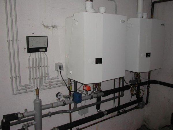 sistema di riscaldamento