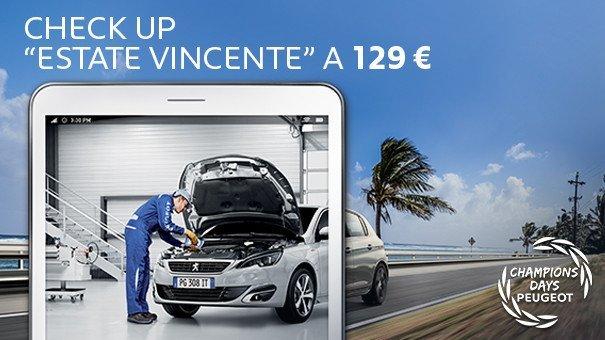 estate vincente Peugeot Auto jesi