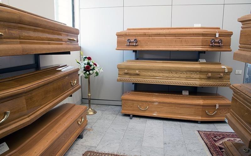 Vendita articoli funebri
